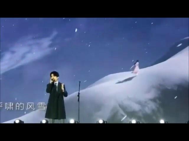 Димаш Великая Китайская стена (26.11.2017)