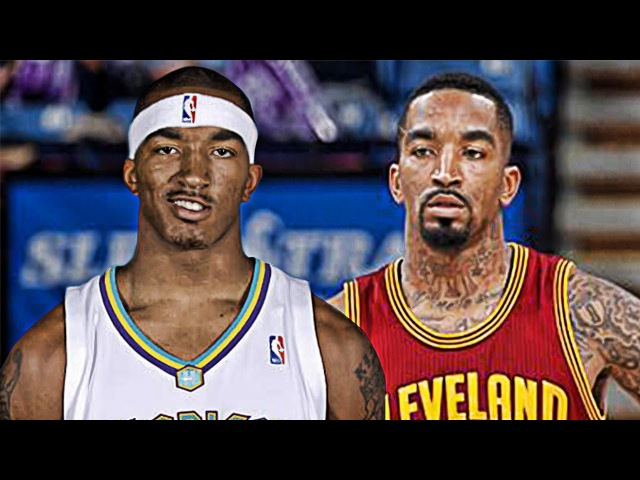 J.R. Smith's BEST Dunk Each Year In The NBA! (2004-2017 Seasons)