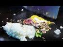 Taiwan Street Food - Pork and Egg Fried Rice