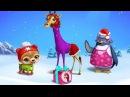 Christmas Animal Hair Salon 2 - Fun Animals Care Santa Makeover - Christmas Dress Up Game For Kids