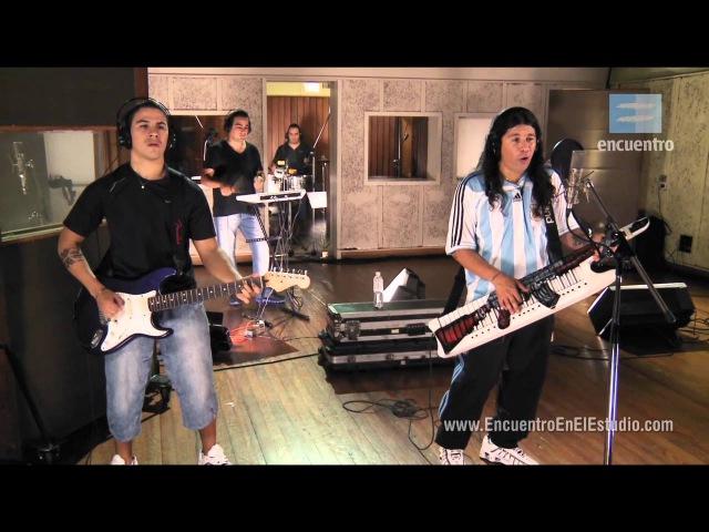 Pablo Lescano La danza de los Mirlos Encuentro en el Estudio HD