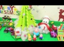 Peppa Pig Toys - Peppa Pig English Episodes in Toy City - Peppa Christmas 2017