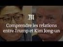 De la menace à une potentielle rencontre : retour sur les relations entre Trump et Kim Jong-un
