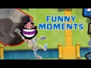 ULTIMATE Clash Royale Funny Moments Part 5 🔥 Clash LOL Funny Montages, Glitches, Trolls