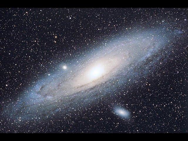 Туманность Андромеды.Ученые прогнозируют столкновение вселенского масштаба.Странны находки в Эфиопии