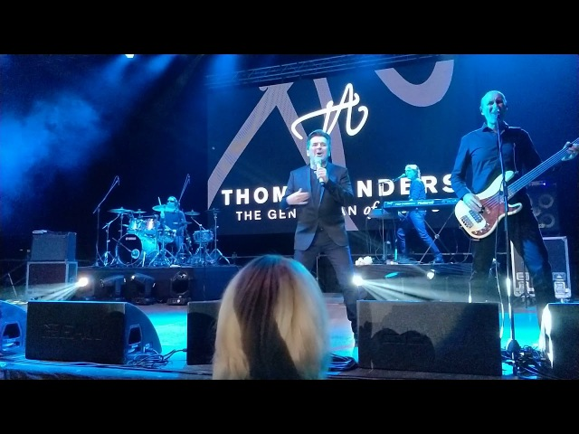 Thomas Anders - You Are Not Alone - Jet Airliner - Tallinn, Estonia 12.16.2017