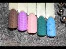 ❄️Зимний дизайн ногтей свитерок ☃️Вязаный маникюр ❄️