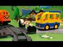 Машинки в лего мультике - Как хорошо быть нужным Полицейская машинка у видео для...