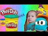 Peppa Pig Hello Kitty Чебурашка в гостях у масленницы Play Dough