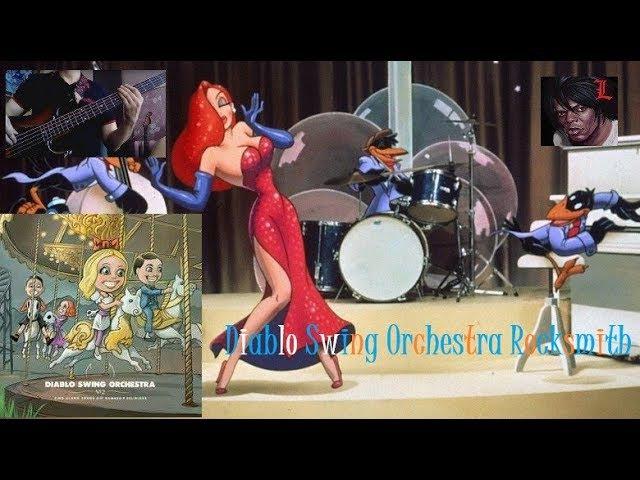 Diablo Swing Orchestra - A Tap Dancer's Dilemma (Alex Pe Rocksmith)