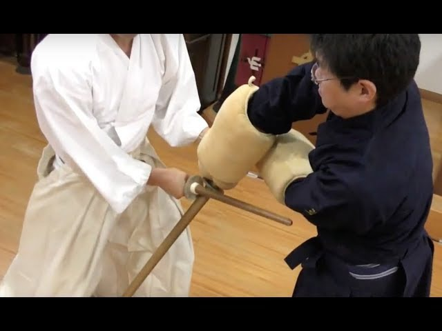 小野派一刀流 其ノ五 Onoha-Ittoryu kenjutsu Kendo 一刀流 Ittoryu
