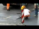 Ямочный ремонт дорог в Германии