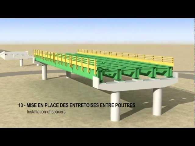 Mauritania Carrefour Madrid Bridge