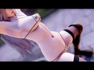 MMD SEXY - A2 Nier Automata 【Sexy Bikin - Mi Mi Mi】R18 1080p 60FPS