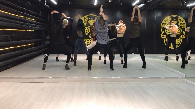 HIGH HEELS/KVARTAL DANCE/МАРИЯ ТАРАСОВА