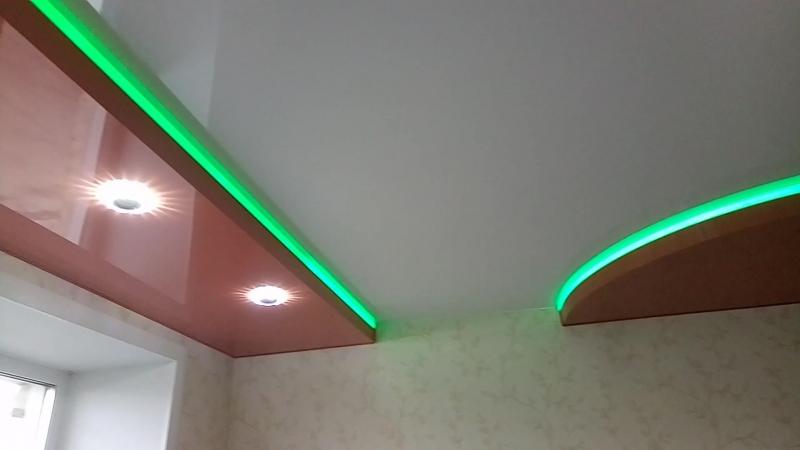 Натяжные потолки *ПАРУС-ПЛЮС*  -Любая сложность и конфигурация -большой выбор цветов -арт печать -парящие и многоуровневые потол