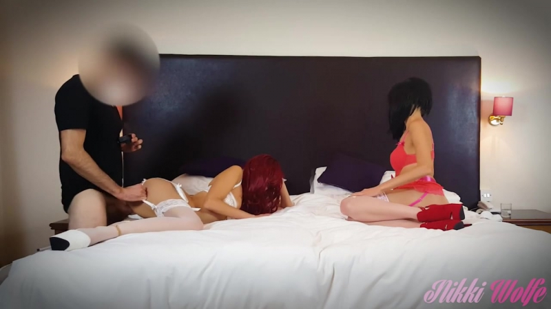 HE MEETS HIS SISTER IN LAW IN HOTEL WHEN HIS WIFE SHOWS UP HEROIC PART3 3
