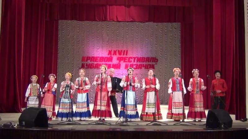 Анс. нар. песни «Казачьи традиции»