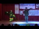 Конкурс парной лезгинки Полет танца. Тиндинский танец. Ботлих, 2016