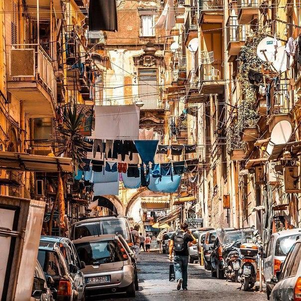 🇮🇹Авиабилеты в Неаполь всего за 8600 рублей туда-обратно из Москвы