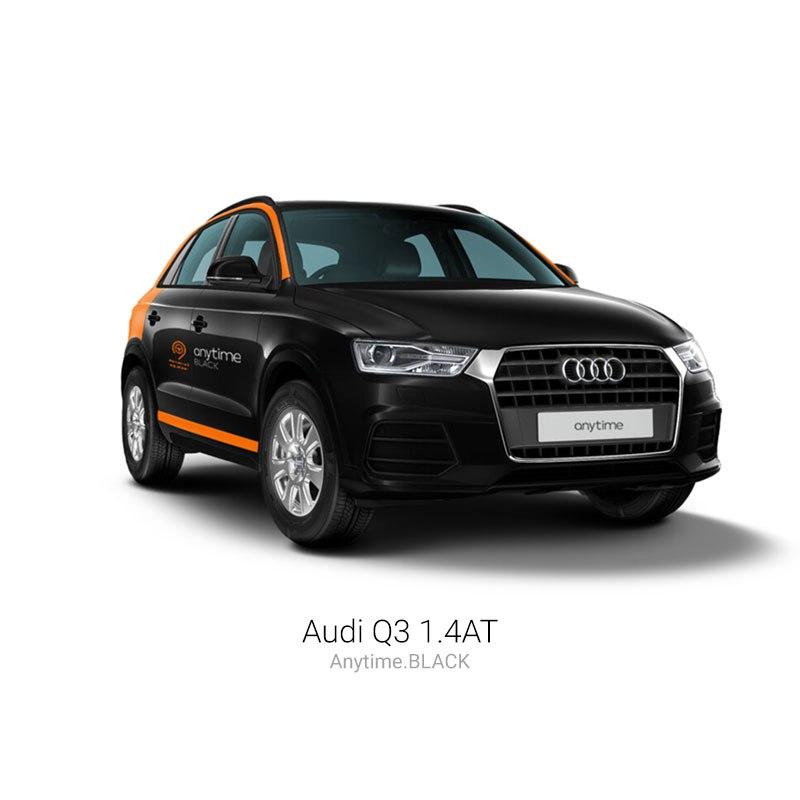 Audi Q3 от Anytime Black
