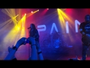 Pain - Same Old Song (Moscow 20.04.18)