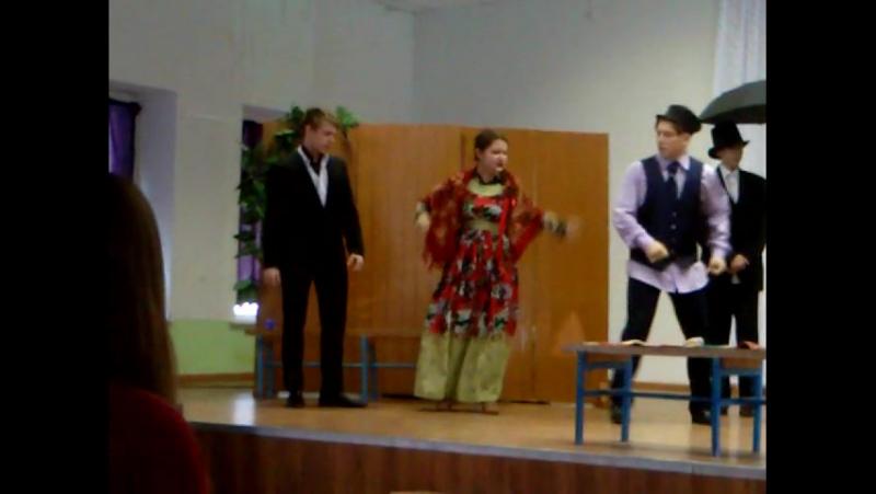 Театральная студия Чайка. Гроза
