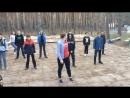 Репетиция перед выступлением😅Танец «Зомби». Космос-2
