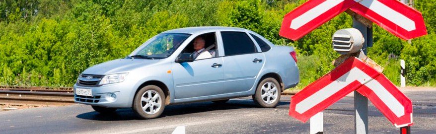 Законопроекту о новых штрафах за нарушения на переезде дали ход