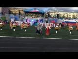 Показательное выступление творческих коллективов г. Кандалакша