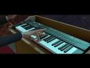 Yamaha DX7 - Монстры против пришельцев