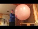 SugarSweetz - Huge Pink Balloon 36 inch Unexpected POP Part 2