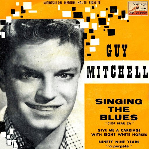 Guy Mitchell альбом Vintage Vocal Jazz / Swing No. 165 - EP: Ninety Nine Years