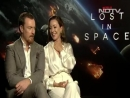 Watch Stars of ' LostInSpace' Molly Parker and Toby Stephens on their new mission