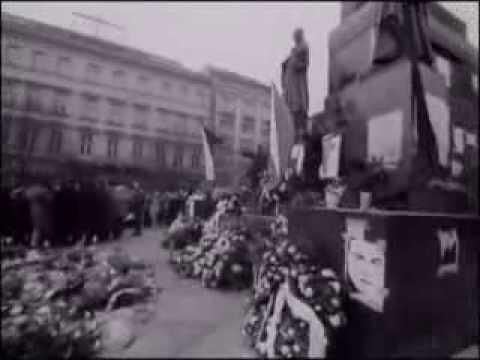 Jan 69 1969 Jan Palach режиссёр оператор Станислав Милота