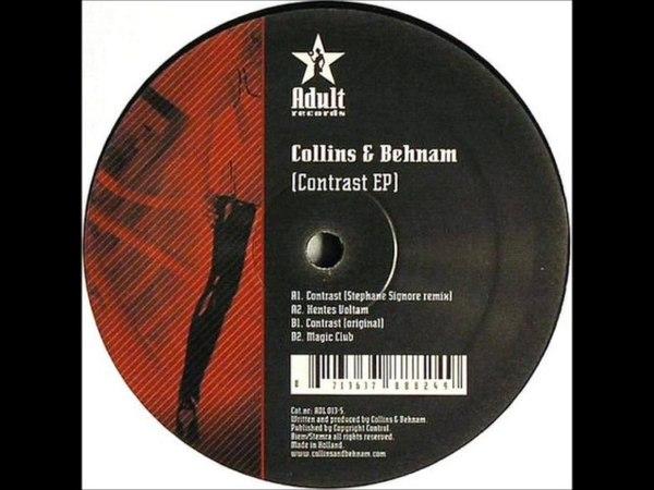 Collins Behnam - Contrast (Stephane Signore Remix)