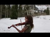 Lindsey Stirling amp Peter Hollens (Skyrim)