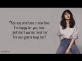 Maria Mena - I Dont Wanna See You With Her (Lyrics)