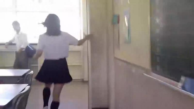 Японская школьница
