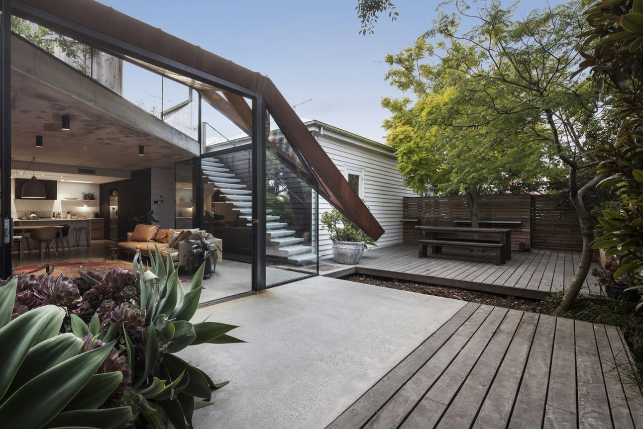 Wheat House / Damian Rogers Architecture