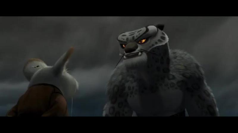 Тайлунг vs Shifu