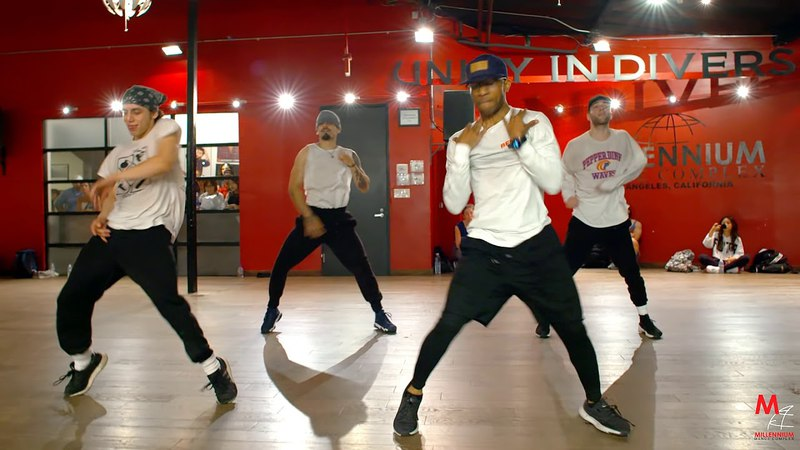 Jeremih - I Think Of You | Choreography With Mykell Wilson