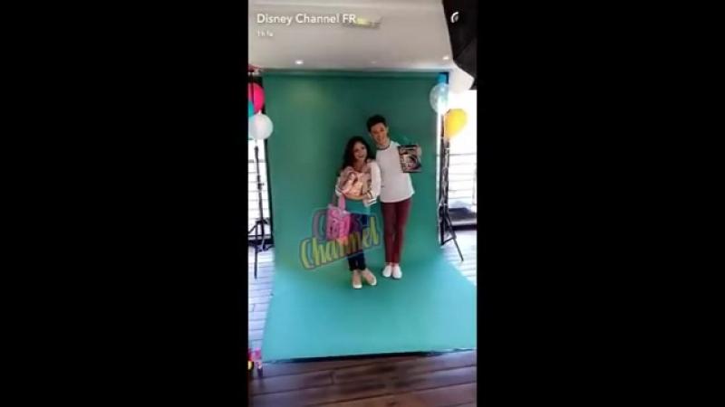 Karol Sevilla y Ruggero Pasquarelli - Amor, Momentos románticos y divertidos en Snapchat - Ruggarol