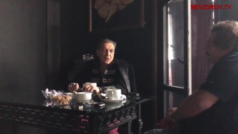 Невзоров. Откровенная беседа с Дмитрием Быковым о настоящем и будущем России. (и