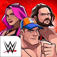 WWE Tap Mania [Мод: большой урон]