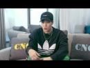 [Видео] 180220 Интервью Джексона со съёмок шоу «Hot-Blood Dance Crew» от iQIYI