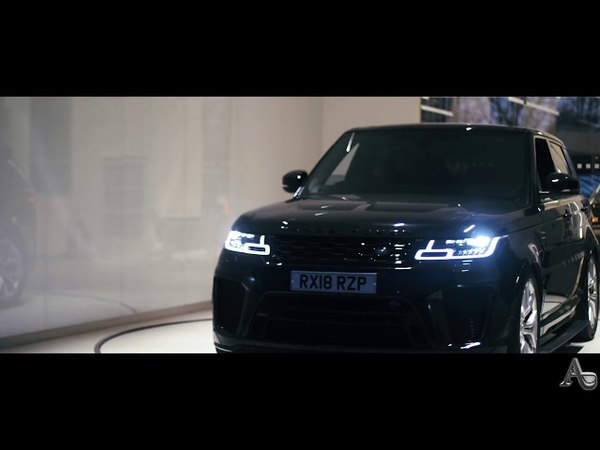 2018 Range Rover SVR with Panasonic GH5