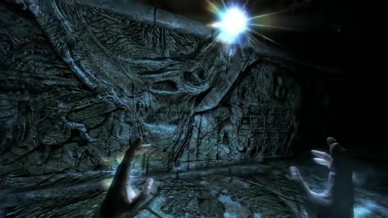 SKYRIM VR Gameplay Trailer (2018).mp4