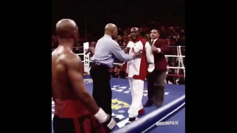 Floyd Mayweather vs Zab Judah