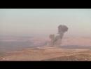 Rusvesna su1945 Турция напала на сирийский Африн ВВС наносят мощные авиаудары